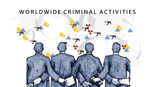 Criminal activities facilitated by tax havens authorities