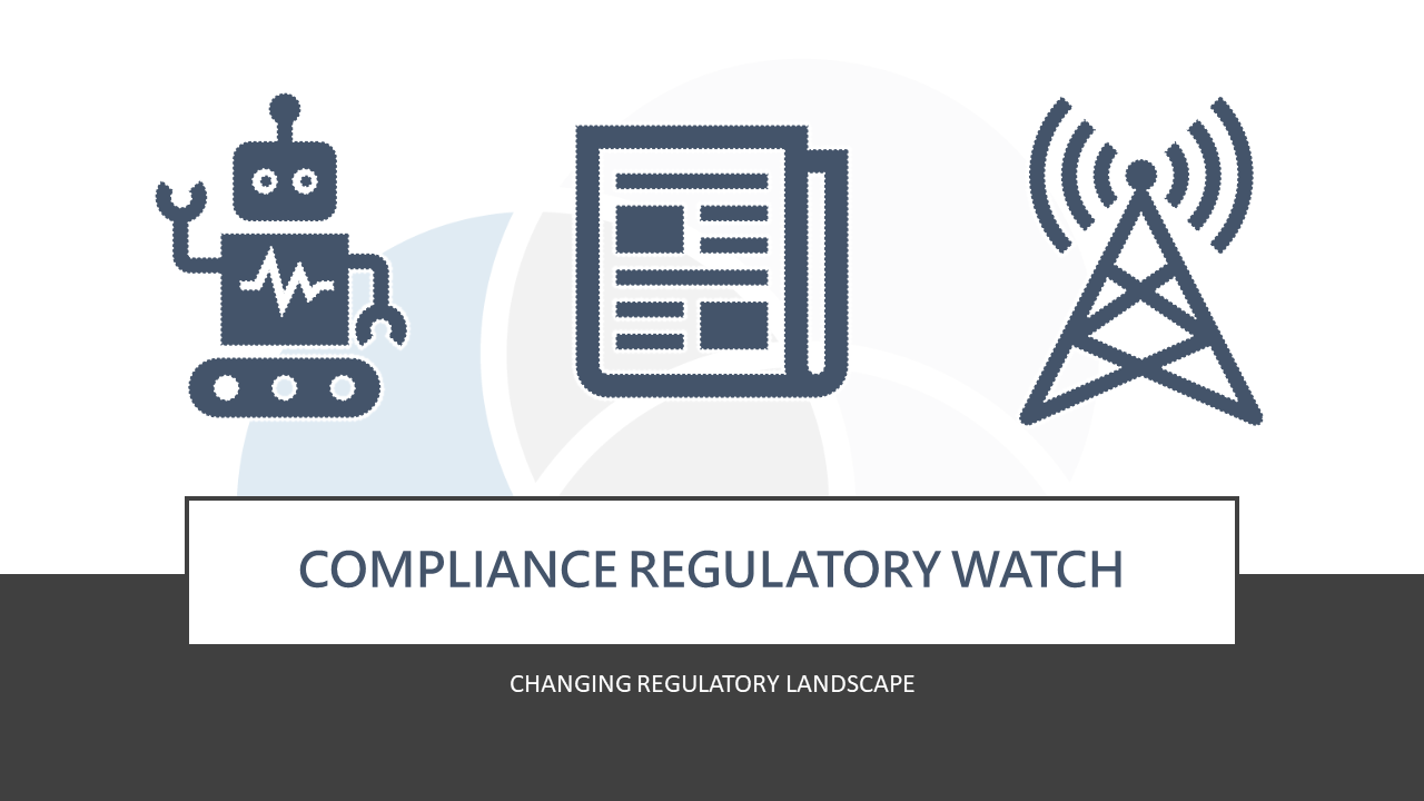 Regulatory Watch Methodology