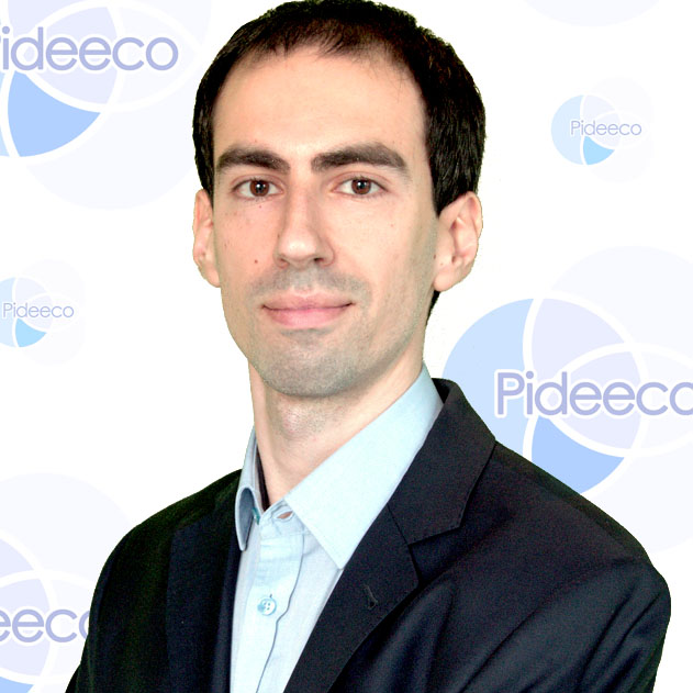Stefano Siggia - Pideeco Network Partner